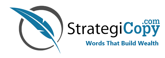 Copywriting and Content Marketing Strategy | StrategiCopy